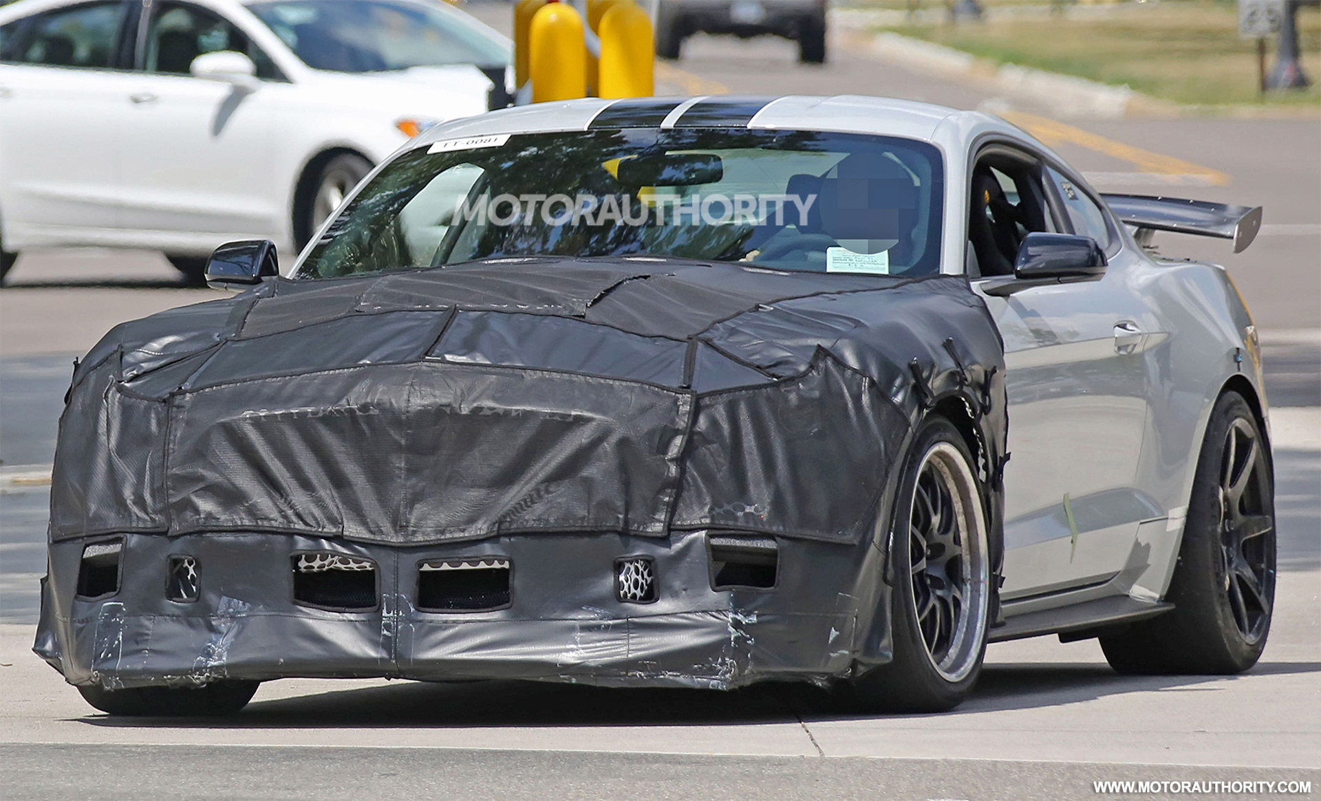 20 A 2020 The Spy Shots Ford Mustang Svt Gt 500 Performance and New Engine