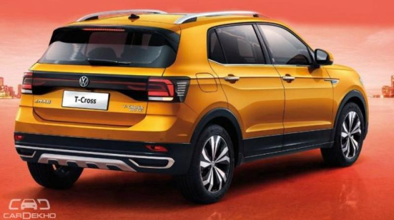 20 A 2020 Volkswagen Cross Pictures