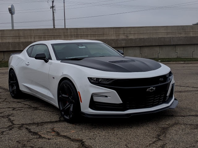 20 All New 2019 Chevy Camaro Interior