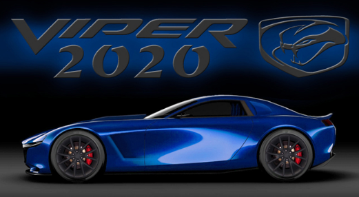 20 All New 2020 Dodge Viper Roadster Price and Release date