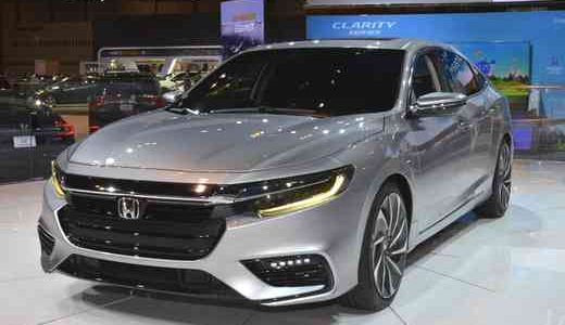 20 All New 2020 Honda Accord Hybrid Rumors