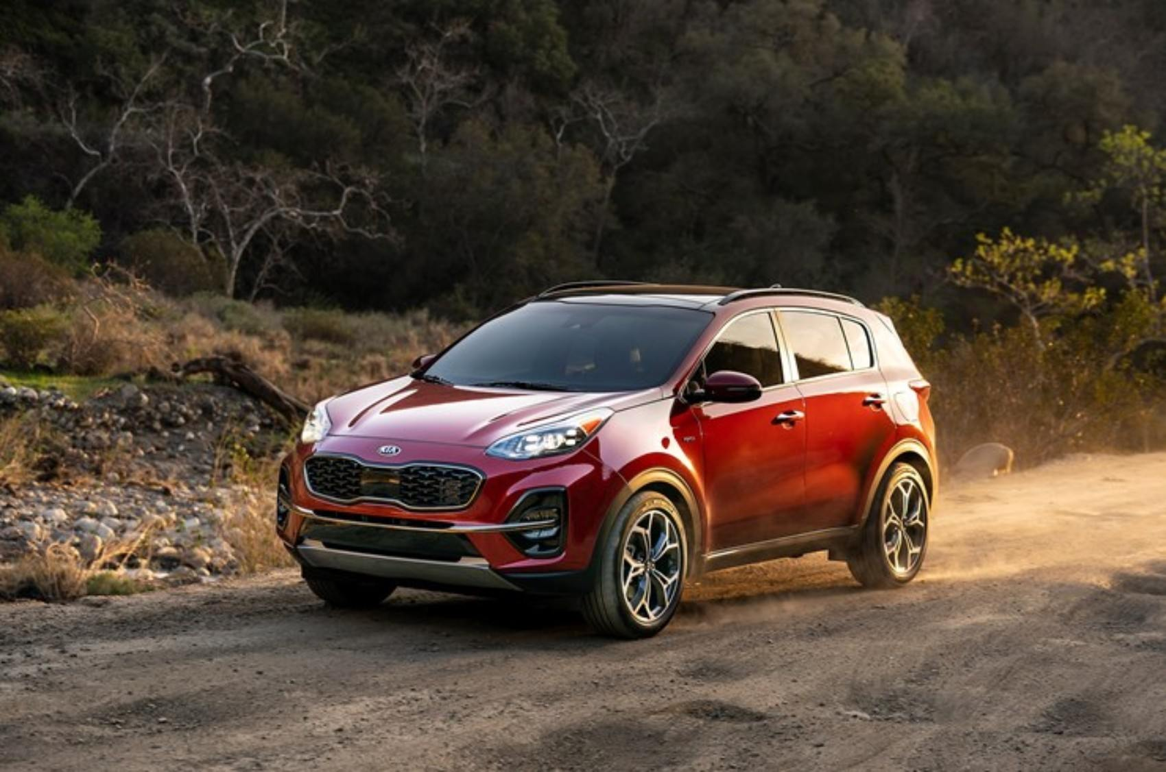 20 All New 2020 Kia Sportage History