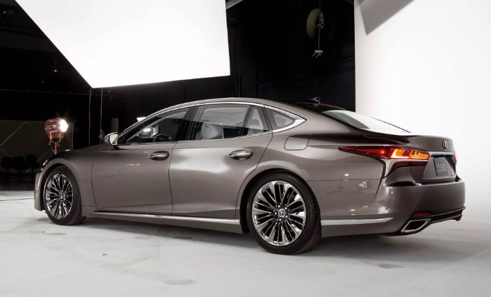 20 All New 2020 Lexus Ls 460 Wallpaper
