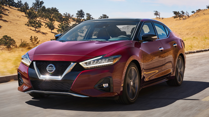 20 All New 2020 Nissan Maxima Pictures