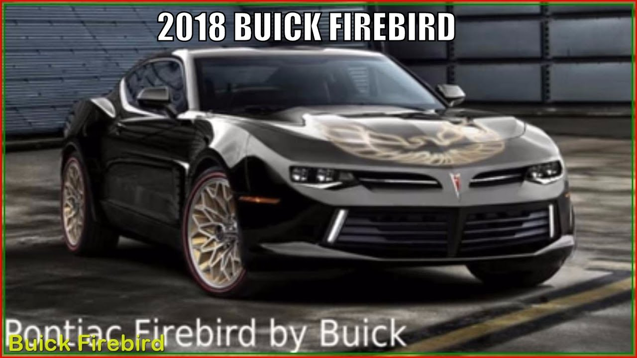 20 All New 2020 Pontiac Firebird Redesign