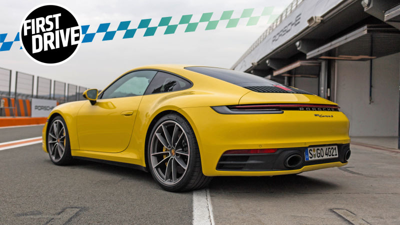 20 All New 2020 Porsche 911 Carrera Exterior