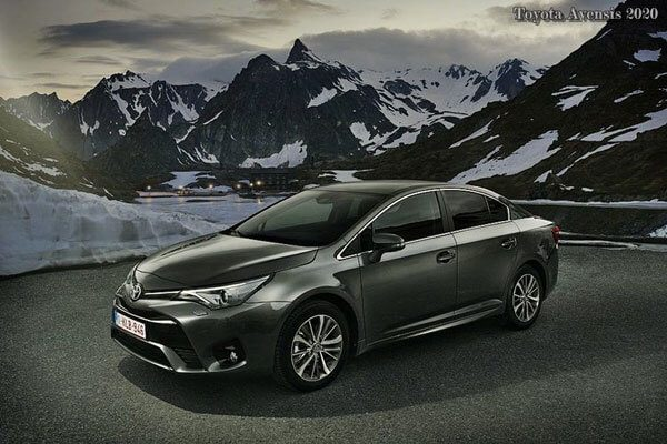 20 All New 2020 Toyota Avensis Images