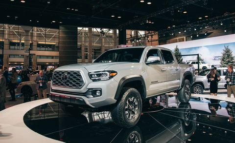 20 All New 2020 Toyota Tacoma Redesign and Review