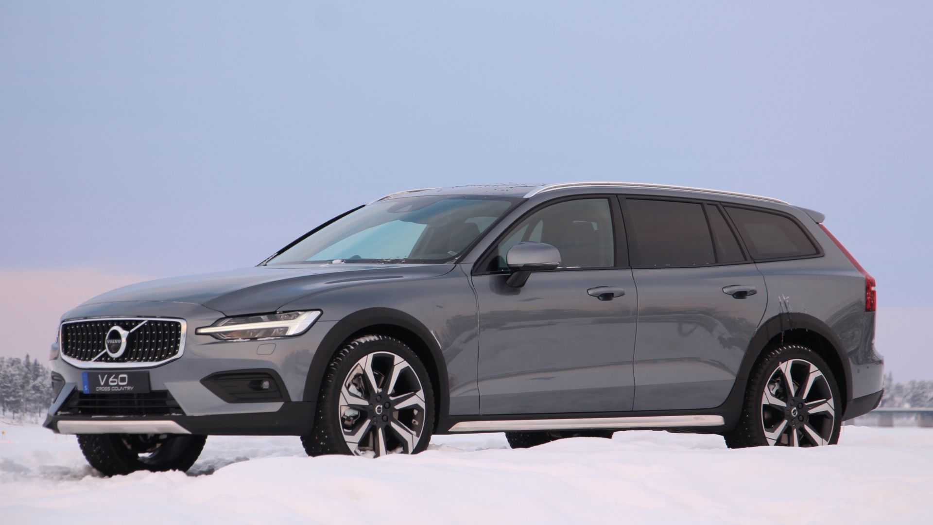 20 All New 2020 Volvo V60 Cross Country Ratings