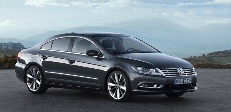 20 All New Next Generation Vw Cc First Drive