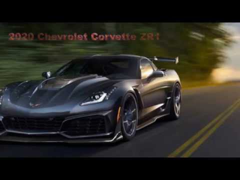 20 Best 2020 Corvette ZR1 Price and Review