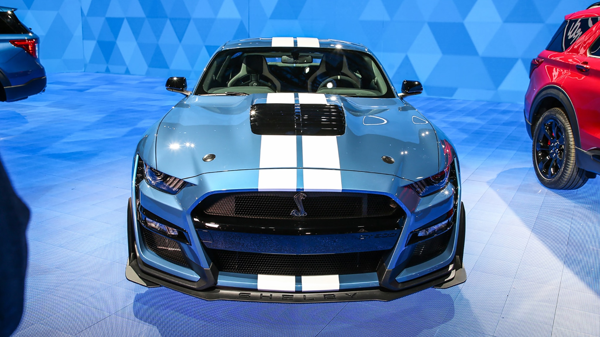 20 Best 2020 Mustang Gt500 Redesign and Concept