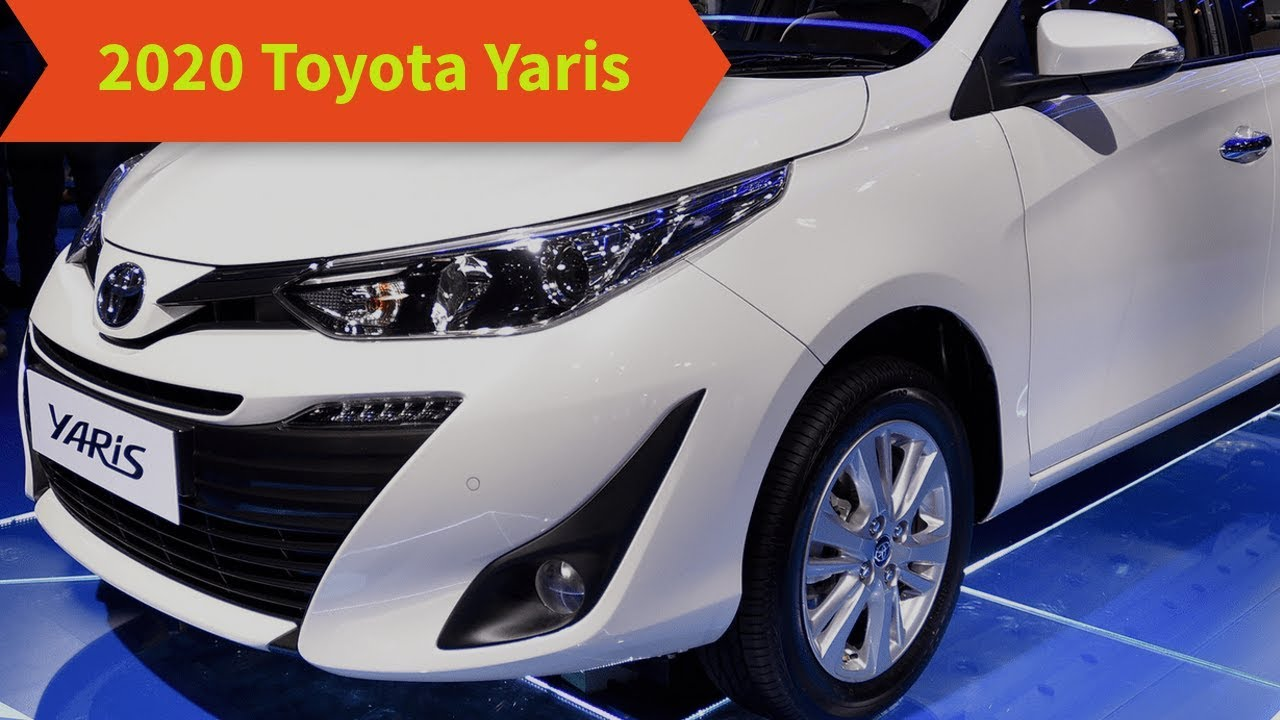 20 Best 2020 Toyota Yaris Price and Review