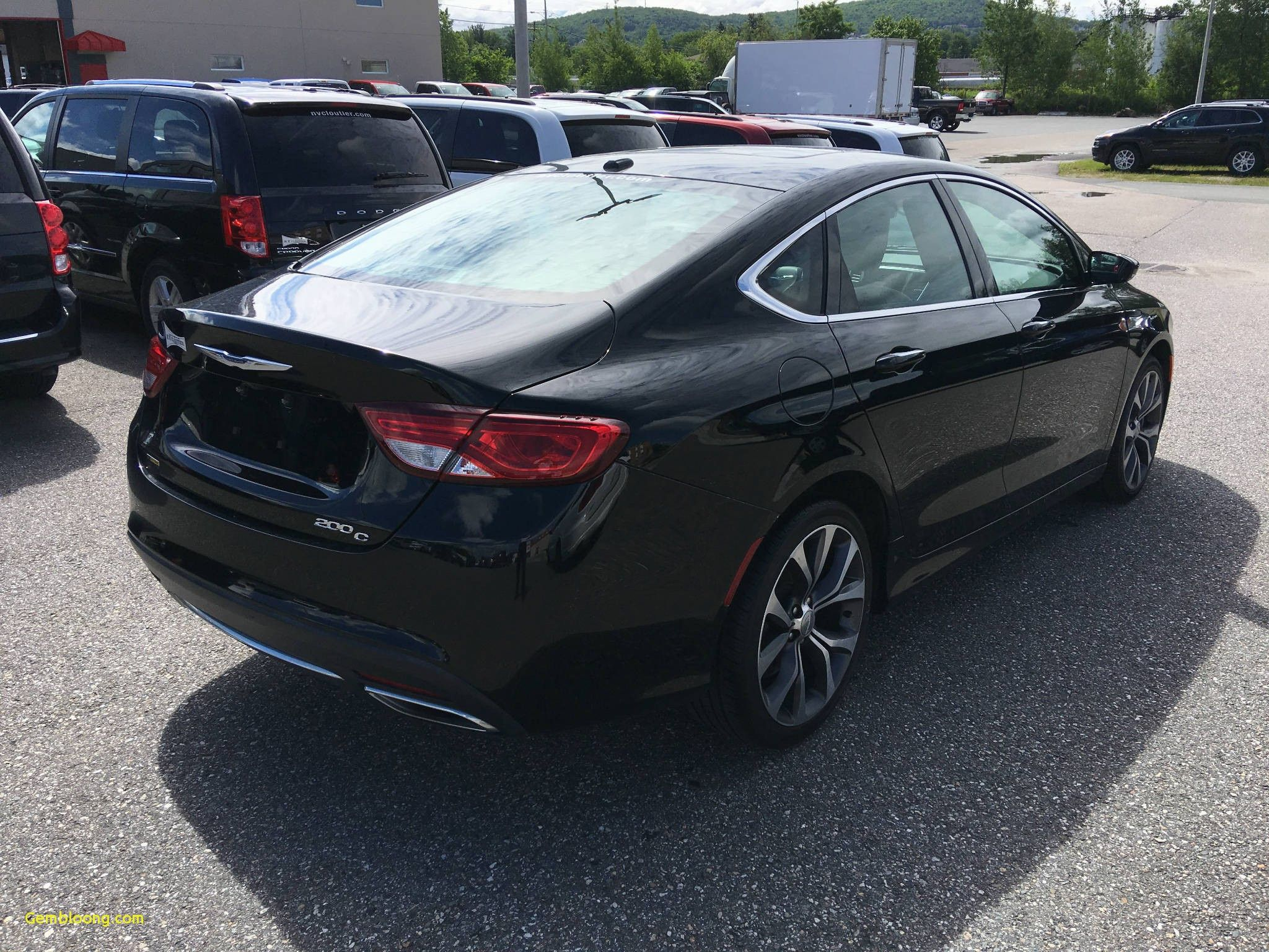 20 New 2019 Chrysler 200 Convertible Research New