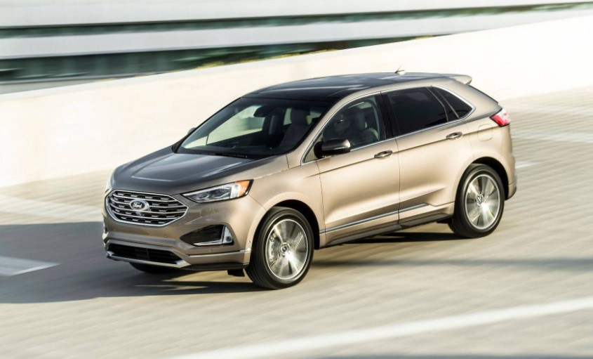 20 New 2020 Ford Edge New Design Price and Release date