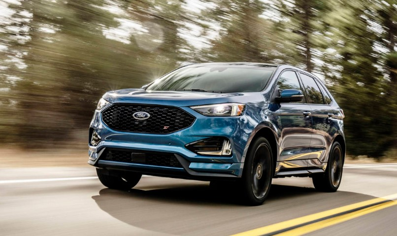 20 New 2020 Ford Edge New Design Reviews