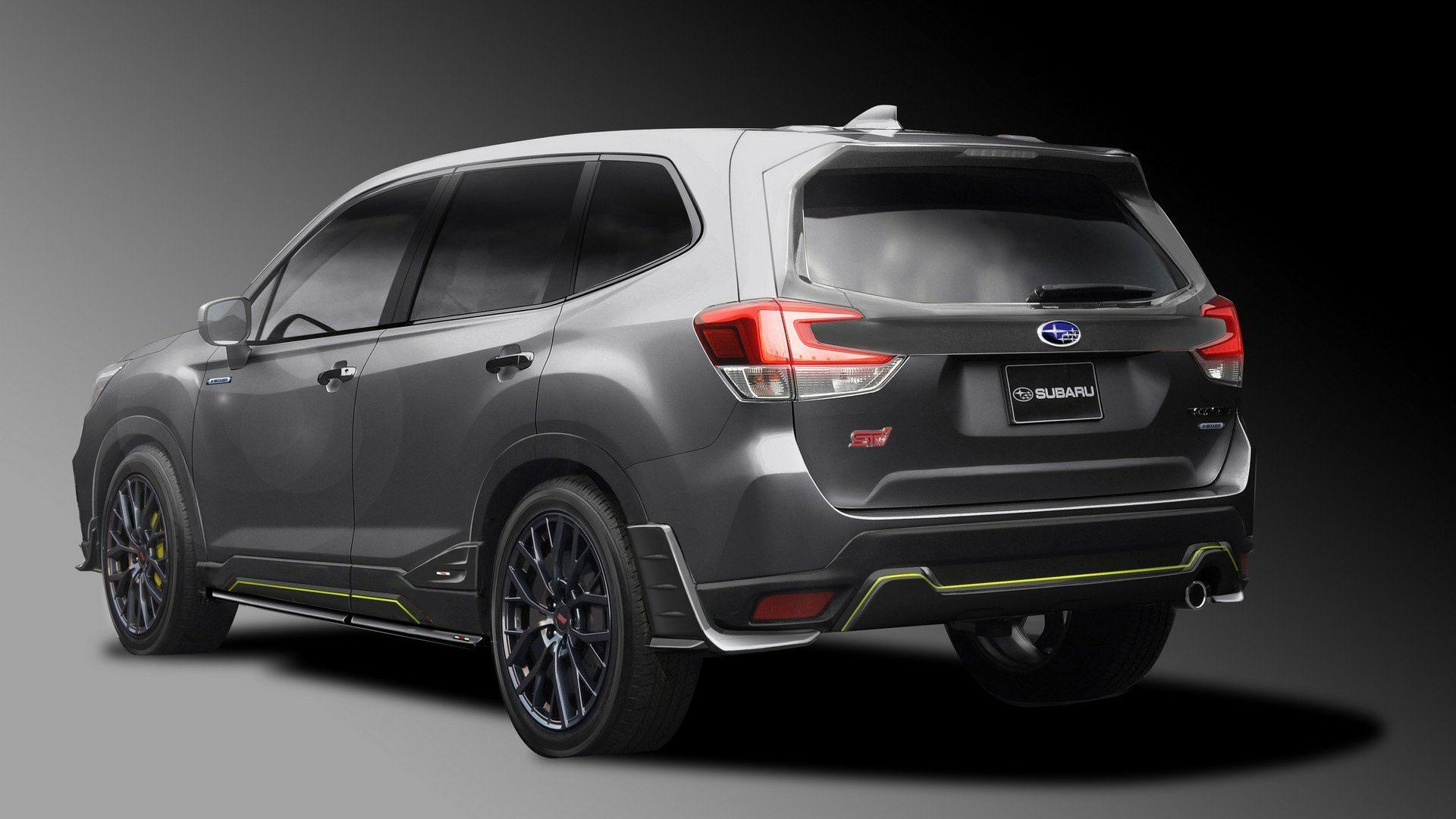 20 New 2020 Subaru Forester Engine