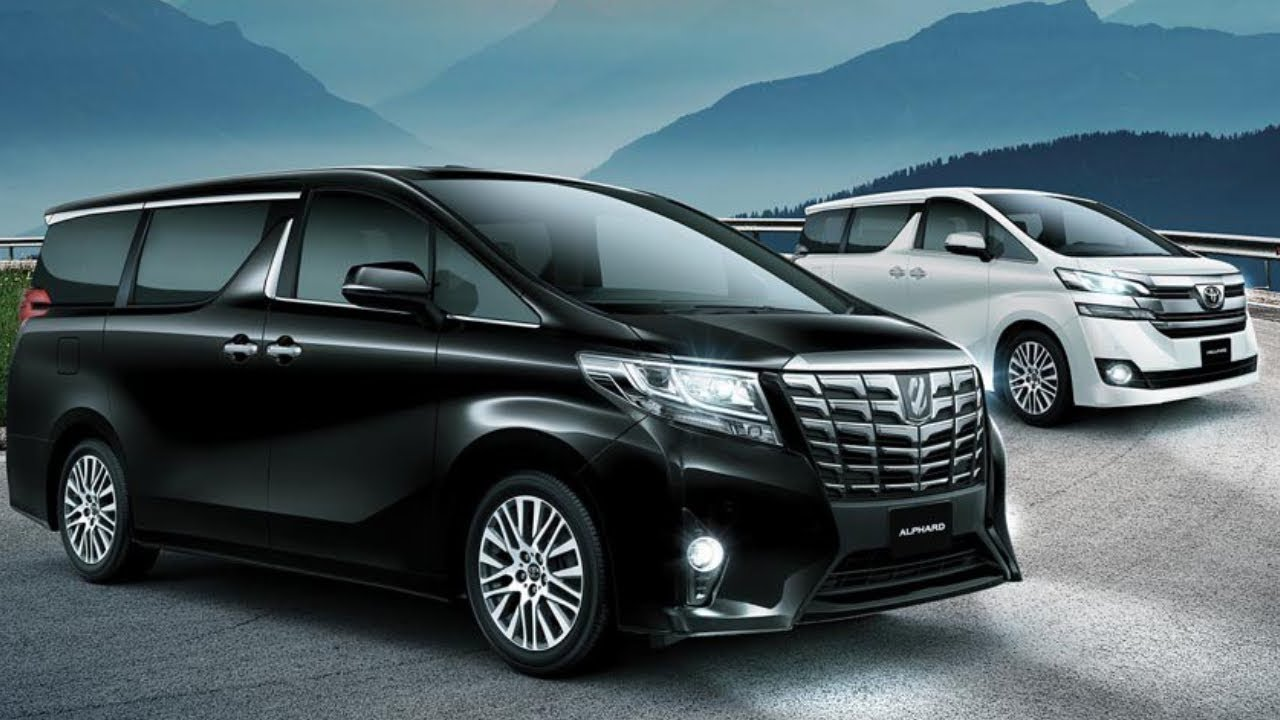 20 The 2019 Toyota Alphard Reviews