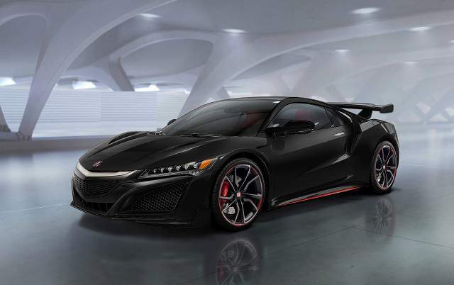 20 The 2020 Acura Nsx Type R Overview