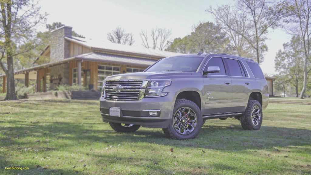 20 The 2020 Chevy Suburban 2500 Z71 Price and Release date
