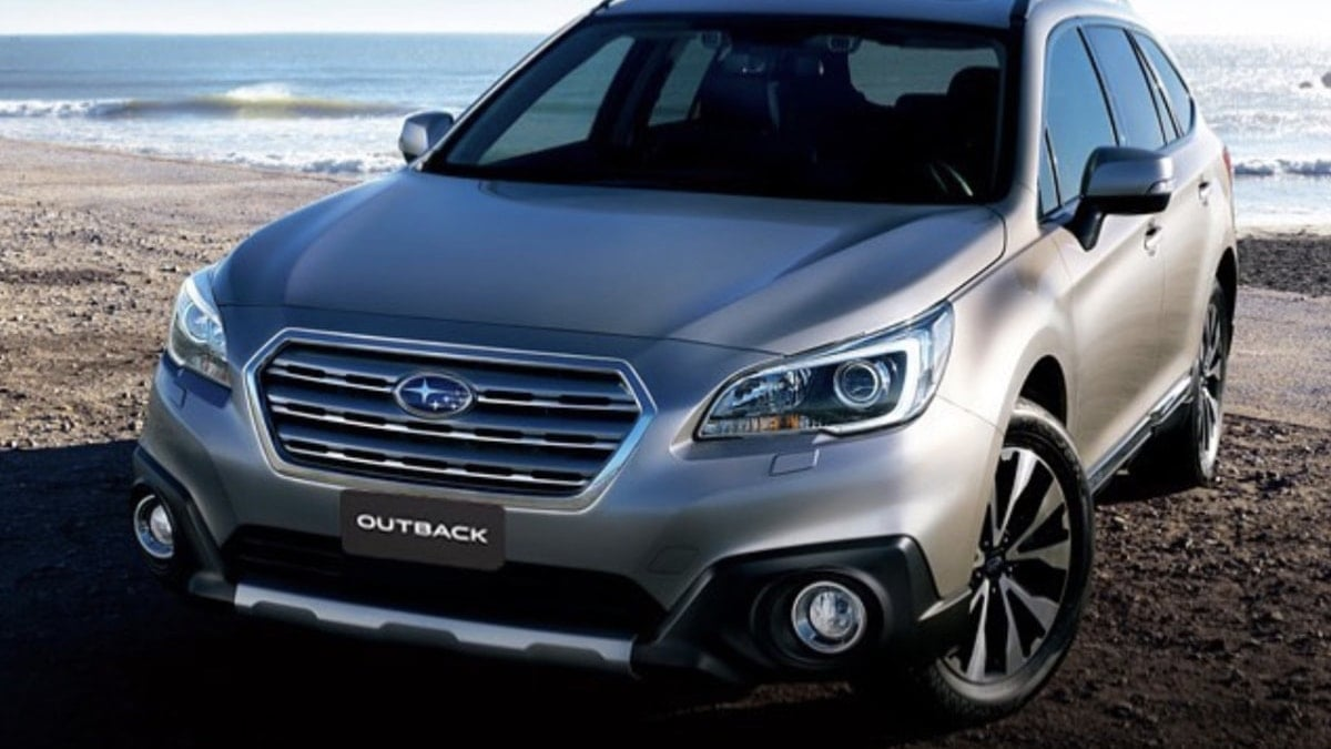 20 The 2020 Subaru Outback Pictures