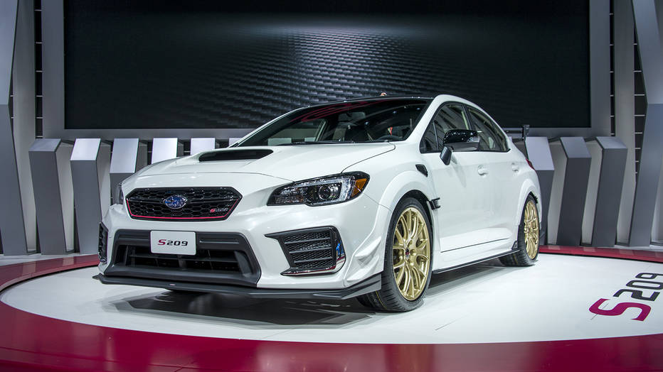 20 The 2020 Subaru WRX STI New Model and Performance