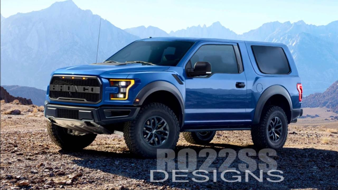 20 The Best 2020 Ford Svt Bronco Raptor Pricing