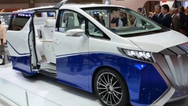 20 The Best 2020 Toyota Alphard Photos