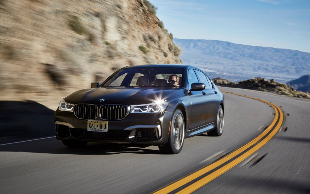21 A 2019 BMW 750Li Xdrive Speed Test