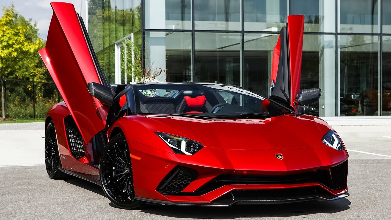 21 A 2019 Lamborghini Aventador Reviews