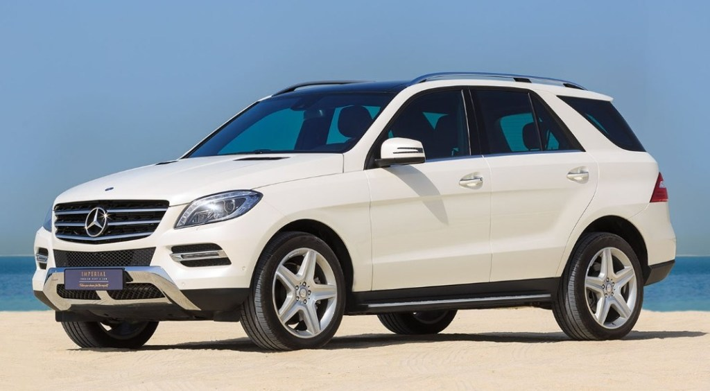21 A 2019 Mercedes Ml Class Redesign and Concept