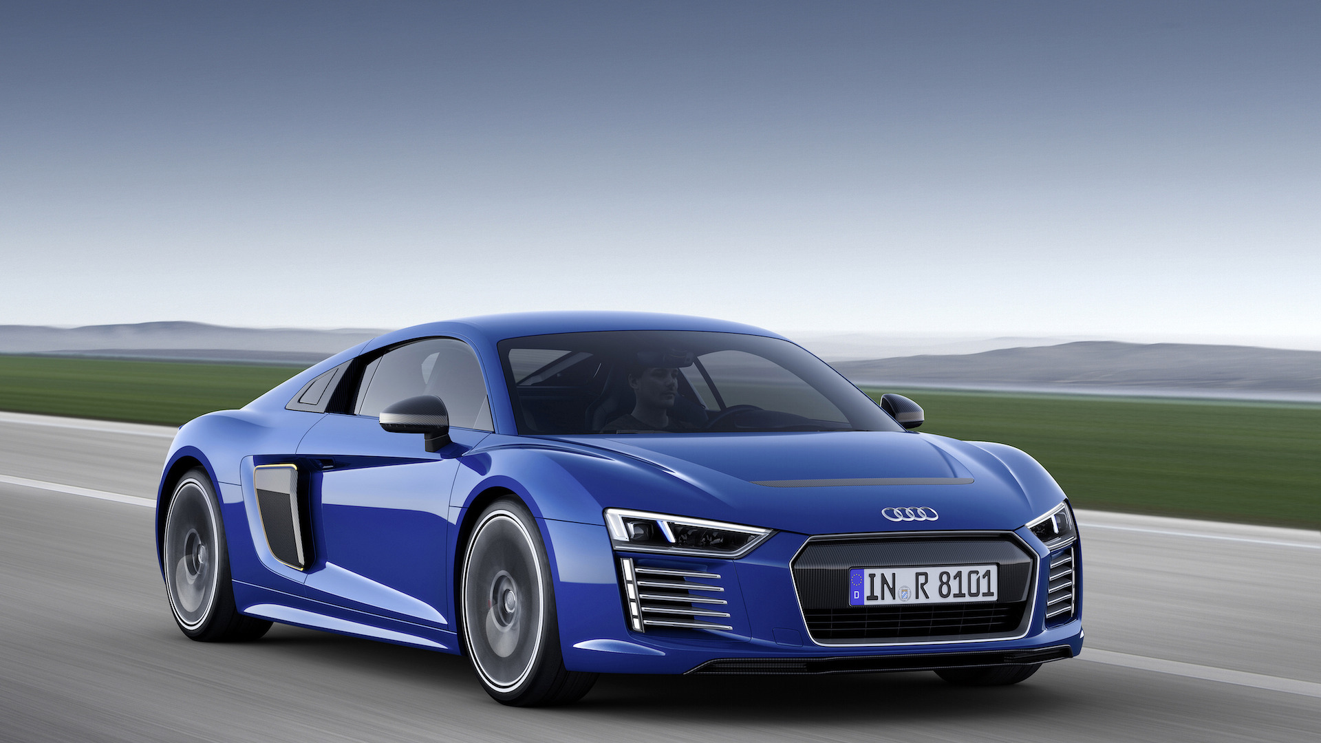 21 A 2020 Audi R8 E Tron Performance