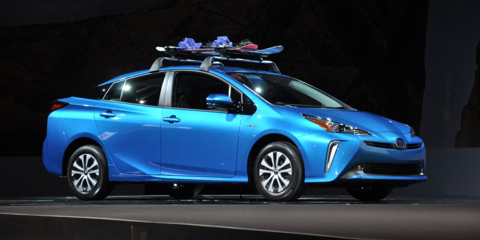 21 A 2020 Toyota Prius Pictures Price and Release date