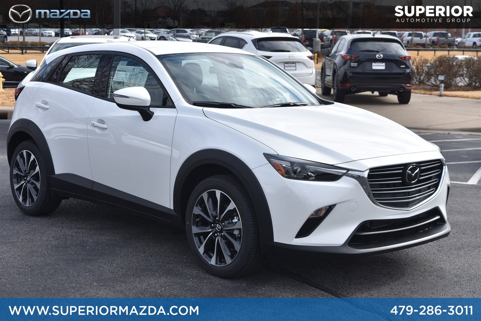 21 All New 2019 Mazda Cx 3 Concept