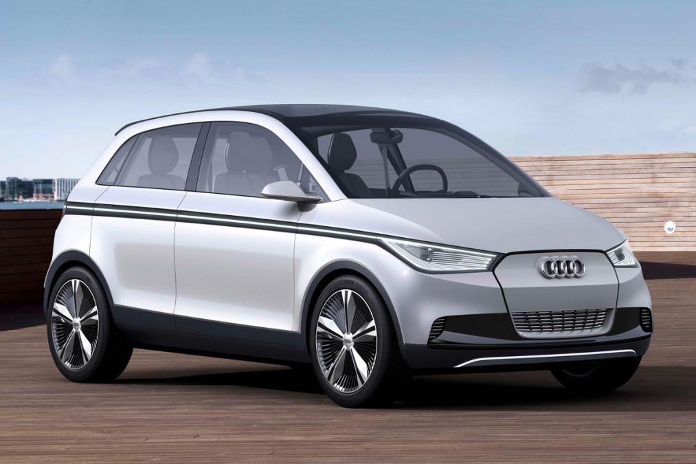21 All New 2020 Audi A2 New Concept