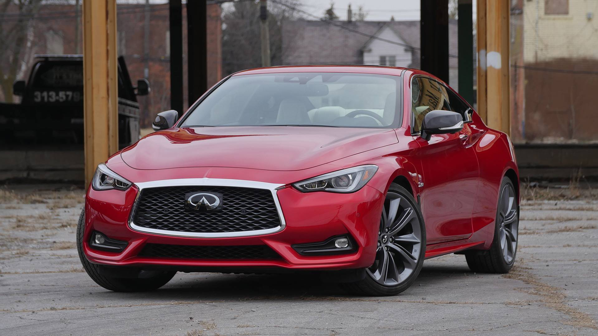 21 All New 2020 Infiniti Q60 Picture