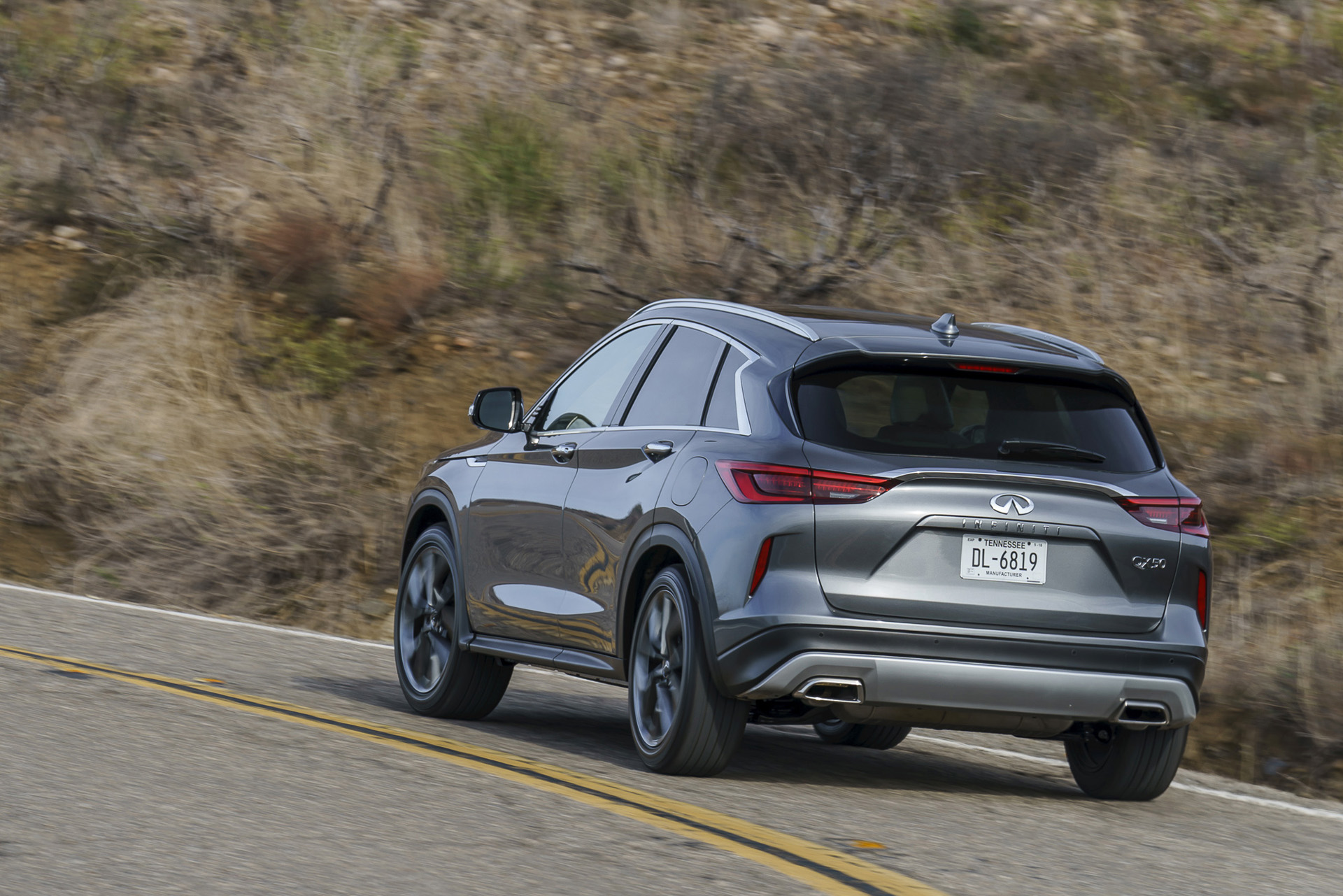 21 All New 2020 Infiniti QX50 Pictures