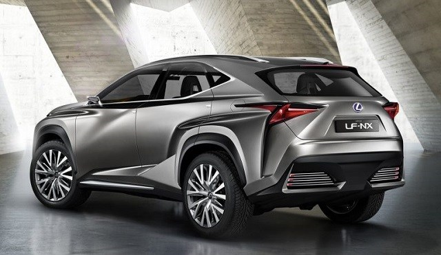 21 All New 2020 Lexus Nx Redesign and Review