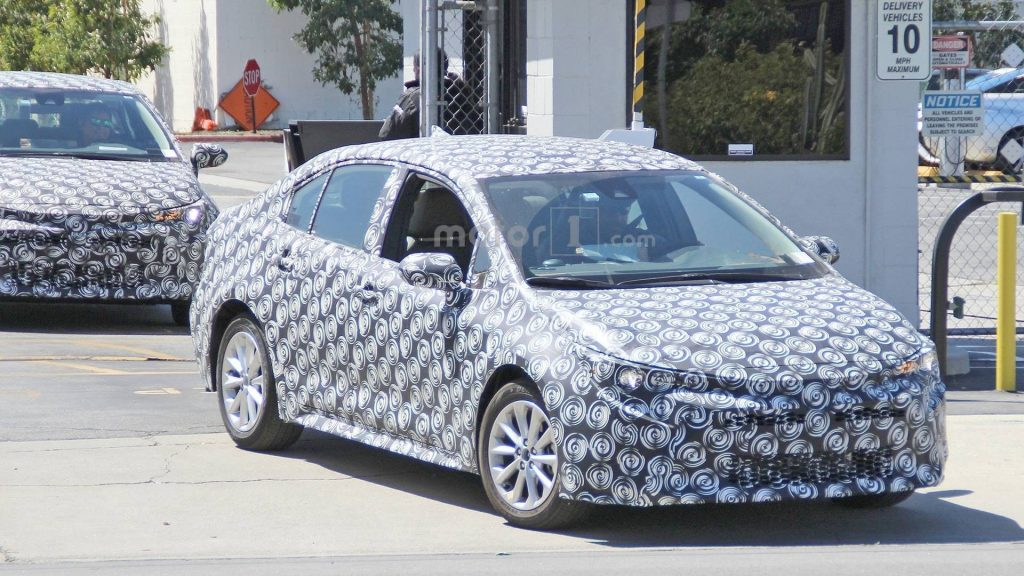 21 All New 2020 New Toyota Avensis Spy Shots Prices