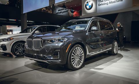 21 Best 2019 BMW X7 Suv Series Configurations