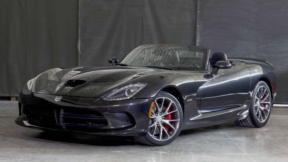 21 New 2019 Dodge Viper Roadster Model