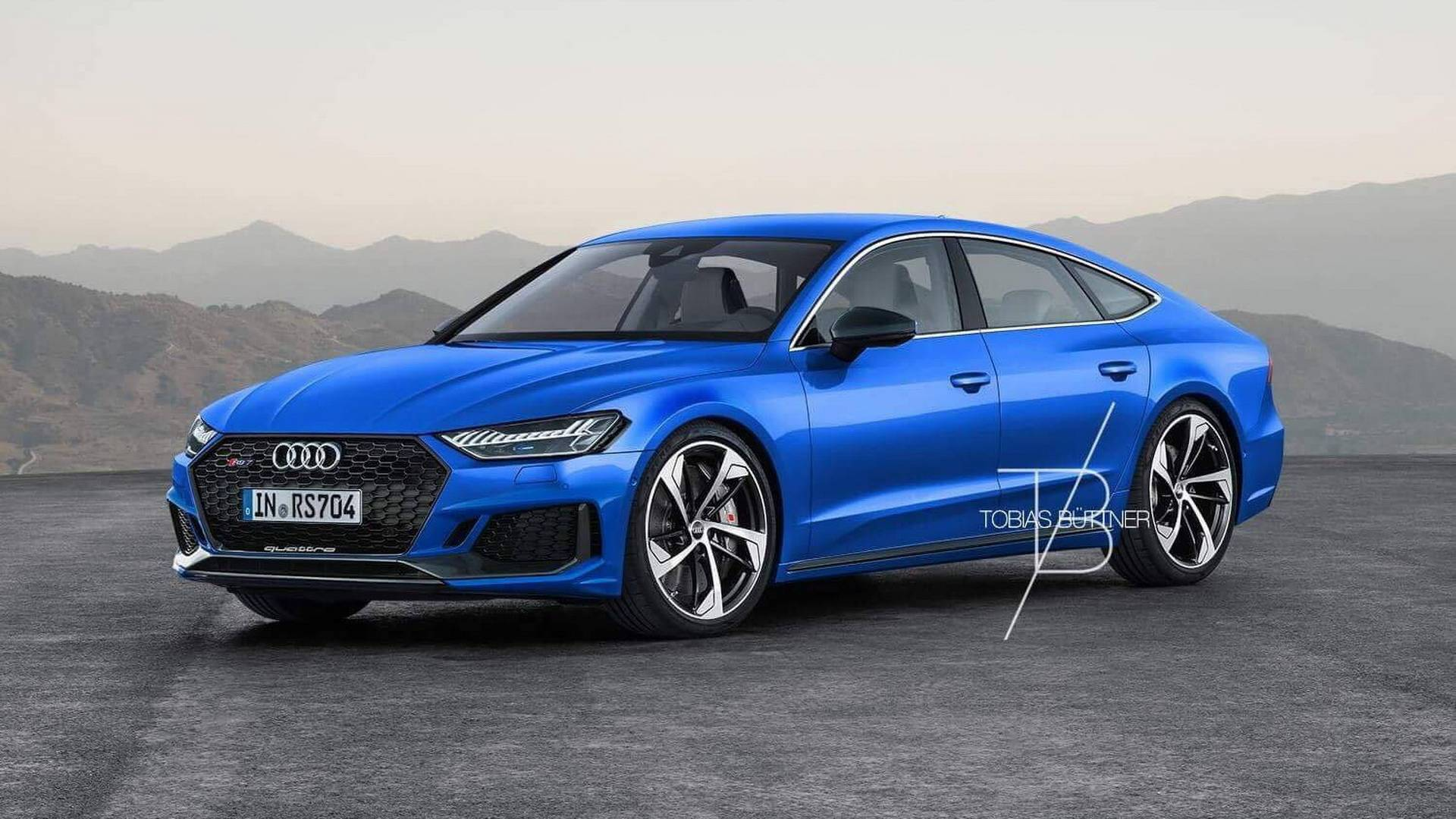 21 New 2020 Audi Rs7 Photos