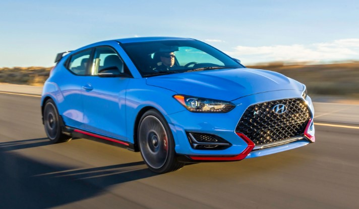 21 New 2020 Hyundai Veloster Turbo Ratings