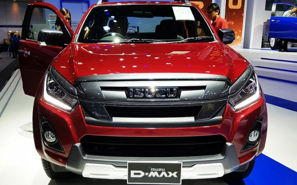 21 New 2020 Isuzu Dmax Release Date and Concept