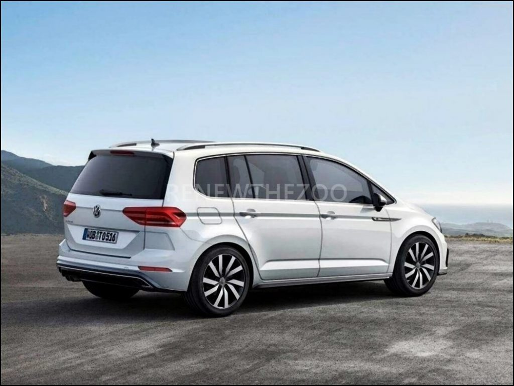 21 New 2020 VW Sharan Price and Review