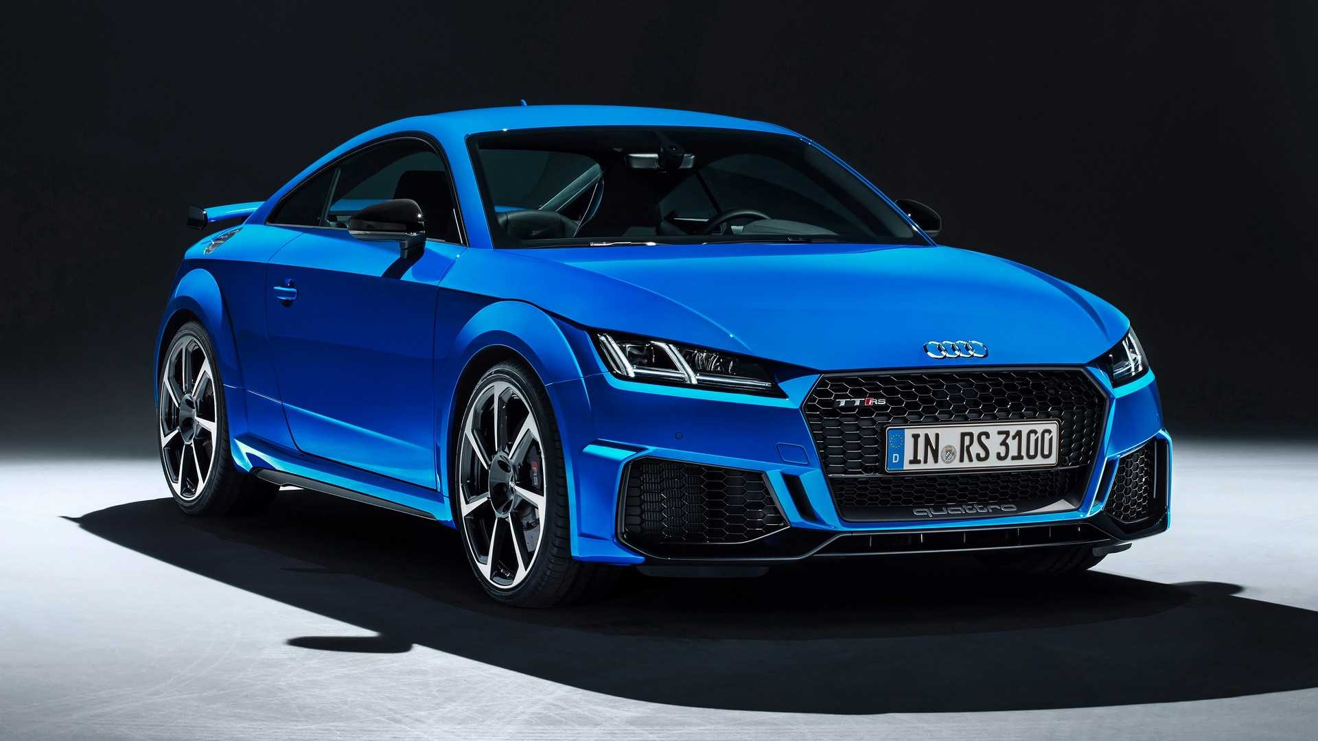 21 The 2019 Audi Tt Rs Speed Test