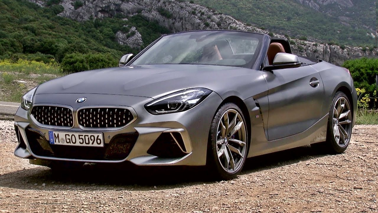 21 The 2019 BMW Z4 Roadster Spy Shoot
