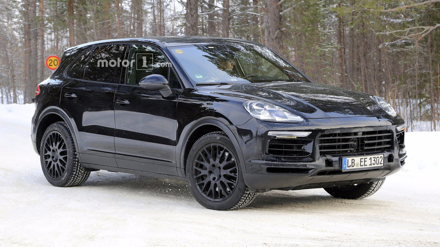 21 The 2019 Porsche Cayenne Turbo S Rumors