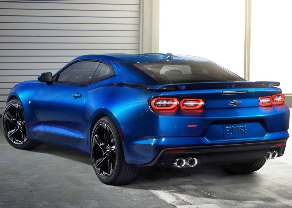 21 The 2020 Chevy Camaro Competition Arrival Release
