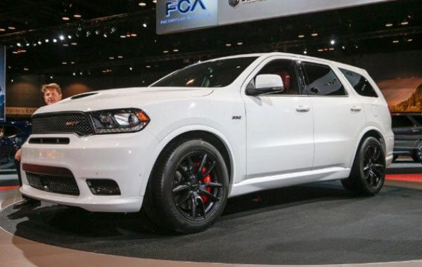 21 The 2020 Dodge Durango History
